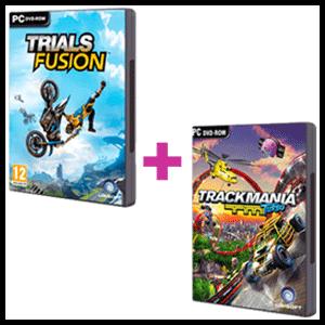 Juego de PC + Trials Fusion