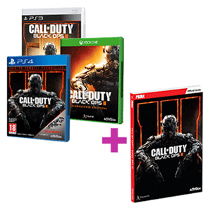 Call of Duty Black Ops III + guía de regalo