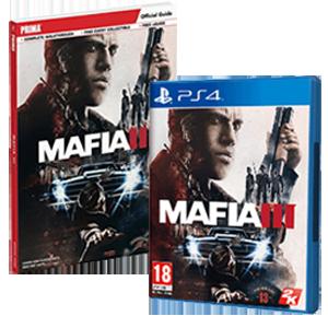 Promoción Mafia III Seminuevo + Guía de regalo
