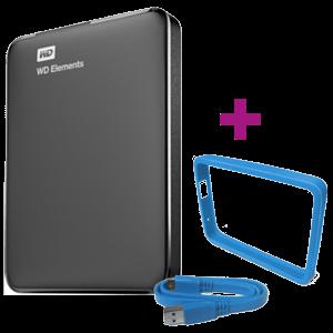 Disco duro Western Digital a elegir + Grid protector de regalo