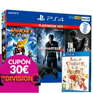 PS4 a elegir + Little Dragons de regalo