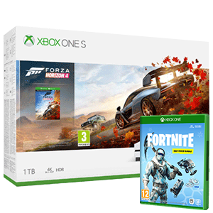 Xbox One a elegir + Fortnite de regalo