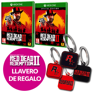 Red Dead Redemption II + Llavero