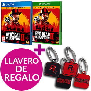 RDR II Ultimate + llavero de regalo