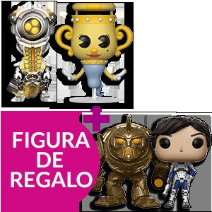 Figura POP + Figura POP de Regalo