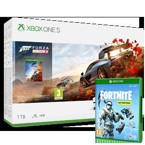 Xbox One + Fortnite de regalo