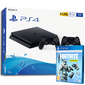 Playstation 4 + Fortnite de regalo