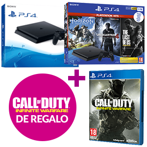 Playstation 4 + Call of Duty: Infinite Warfare