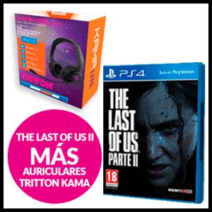 The Last Of Us II + Auriculares Kama Lite