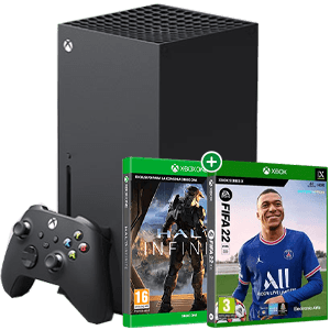 Xbox Series X + Controller Xbox