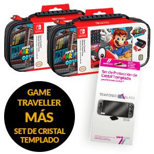 Game Traveller + Cristal Templado