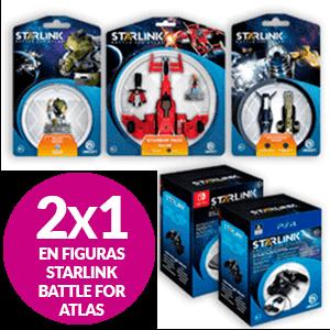 2x1 en figuras Starlink Battle for Atlas