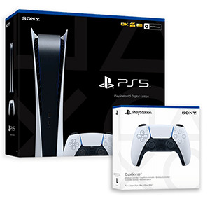 Playstation 5 Digital + DualSense