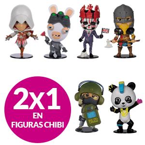2*1 Figuras Chibi