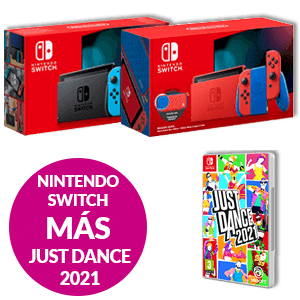 Nintendo NSW + Just Dance 2021