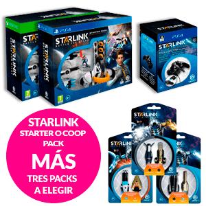 Juego o Expansión Starlink + 3 Pack de Armas
