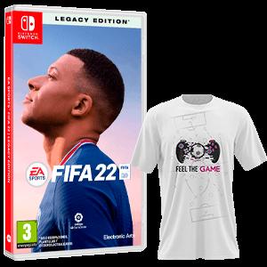FIFA 22 NSW + Camiseta
