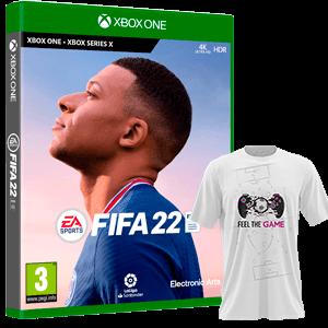 FIFA 22 XONE + Camiseta