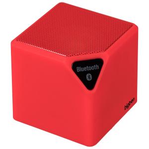 Bigben Interactive BT14R altavoz portátil 9 W Rojo