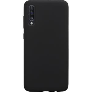 Carcasa semirrígida negra para Samsung Galaxy A70