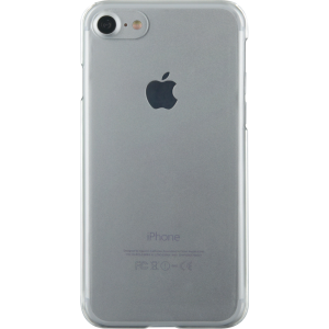 CARCASA RIGIDA TRANSPARENTE PARA IPHONE 7 8