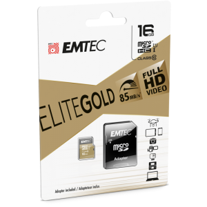 TARJETA MEMORIA 16 GB CLASE 10 EMTEC
