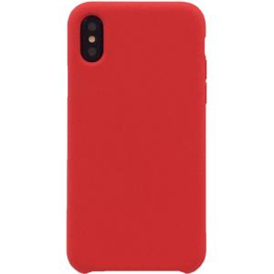 """Bigben Connected COVSOFTIP8R funda para teléfono móvil 14,7 cm (5.8"""") Rojo"""