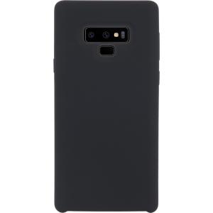 BigBen Carcasa tacto suave negra para Galaxy Note 9 - Funda