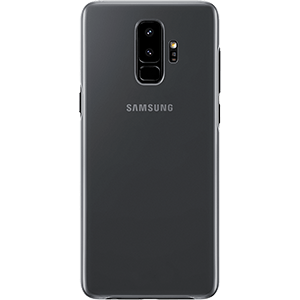 Carcasa blanda transparente para Samsung Galaxy S9+