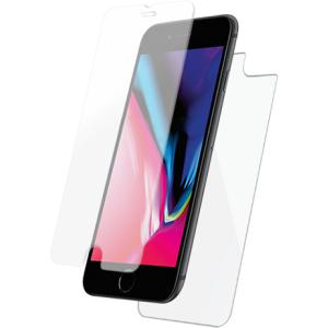 Protector de pantalla de vidrio delantera y trasera templado 9h para IPhone 6/6s/7/8/SE2020