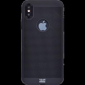 ColorBlock carcasa metalicai Phone X/XS - Funda