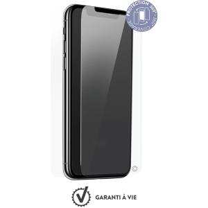 Protector de pantalla de vidrio templado Force Glass original 360º para iPhone XS MAX y kit de insta