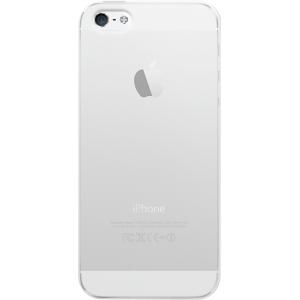 Carcasa rígida transparente  iPhone 5/5S/SE