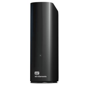 Western Digital Elements Desktop disco duro externo 10000 GB Negro