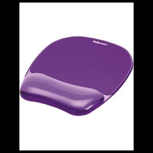 Fellowes 9144104 alfombrilla para ratón Violeta