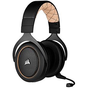 CORSAIR HS70 PRO Wireless Crema PC-PS4-PS5 - Auriculares Gaming Inalámbricos
