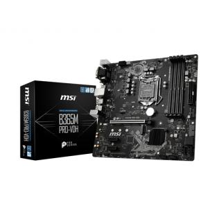 MSI B365M PRO-VDH LGA 1151 (Zócalo H4) Micro ATX Intel B365