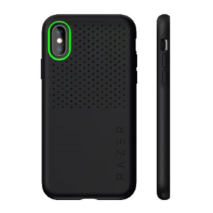 FUNDA PROTECTORA ARCTECH SLIM BLACK FOR IPHONE XS MAX RAZER