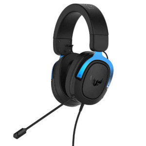 ASUS TUF Gaming H3 Auriculares Diadema Negro, Azul
