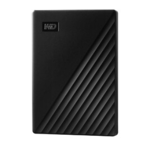 Western Digital My Passport 1Tb Negro - Disco Duro Externo