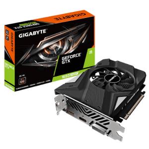 Gigabyte GV-N165SOC-4GD tarjeta gráfica NVIDIA GeForce GTX 1650 SUPER 4 GB GDDR6
