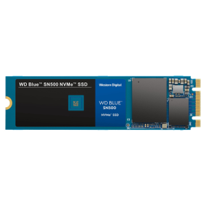 Western Digital WD Blue SN550 NVMe M.2 500 GB PCI Express 3.0 3D NAND - Disco Duro Interno
