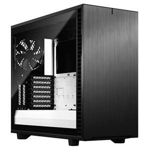 Fractal Design Define 7 Midi Tower Negro, Blanco