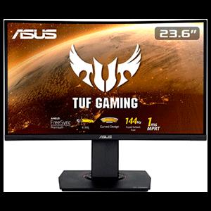"ASUS TUF VG24VQ - 23.6"" - LED - Full HD - 144Hz - Monitor Gaming"