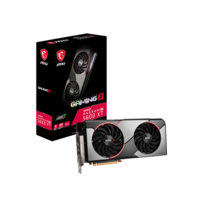 MSI RADEON RX 5600 XT GAMING X tarjeta gráfica AMD 6 GB GDDR6