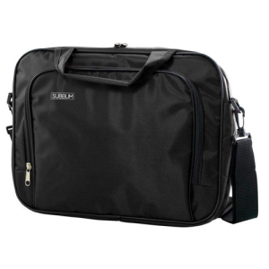 "SUBBLIM Maletín Ordenador Oxford Laptop Bag 15,4-16"" Black"