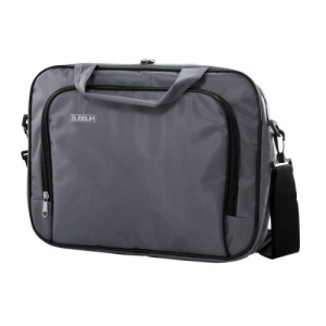 "SUBBLIM Maletín Ordenador Oxford Laptop Bag 15,4-16"" Grey"