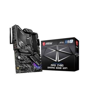 MSI MPG Z490 GAMING EDGE WIFI LGA 1200 ATX Intel Z490