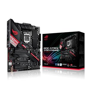 ASUS ROG STRIX Z490-H GAMING LGA 1200 ATX Intel Z490