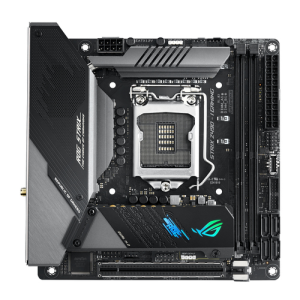 ASUS ROG STRIX Z490-I GAMING LGA 1200 Mini ITX Intel Z490